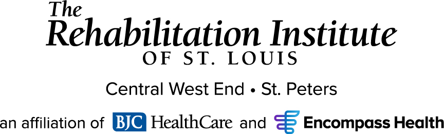 The Rehab Institute of St. Louis, Central West End & St. Peter's an affiliation of B J C HealthCare and Encompass Health